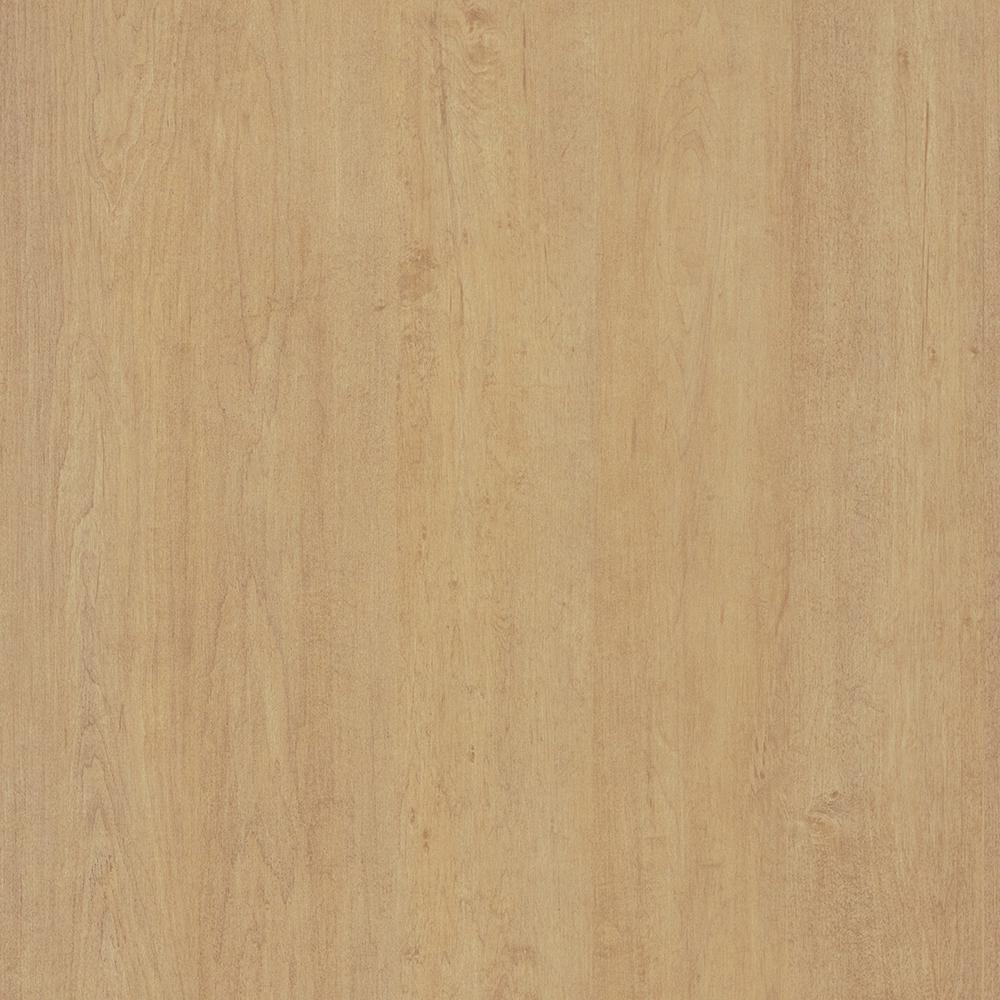 4 ft. x 10 ft. Laminate Sheet in Mission Maple with