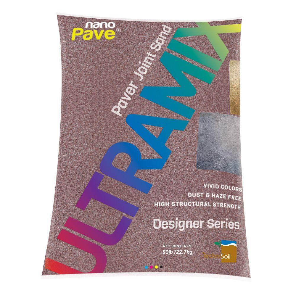 UltraMix Designer Series 50 lb. Brick Red Paver Joint Sand Bag