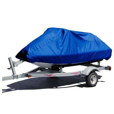 Sportsman 121 ft. to 135 in. 4-Stroke Blue Personal Watercraft/Jetski Cover Size PW-4