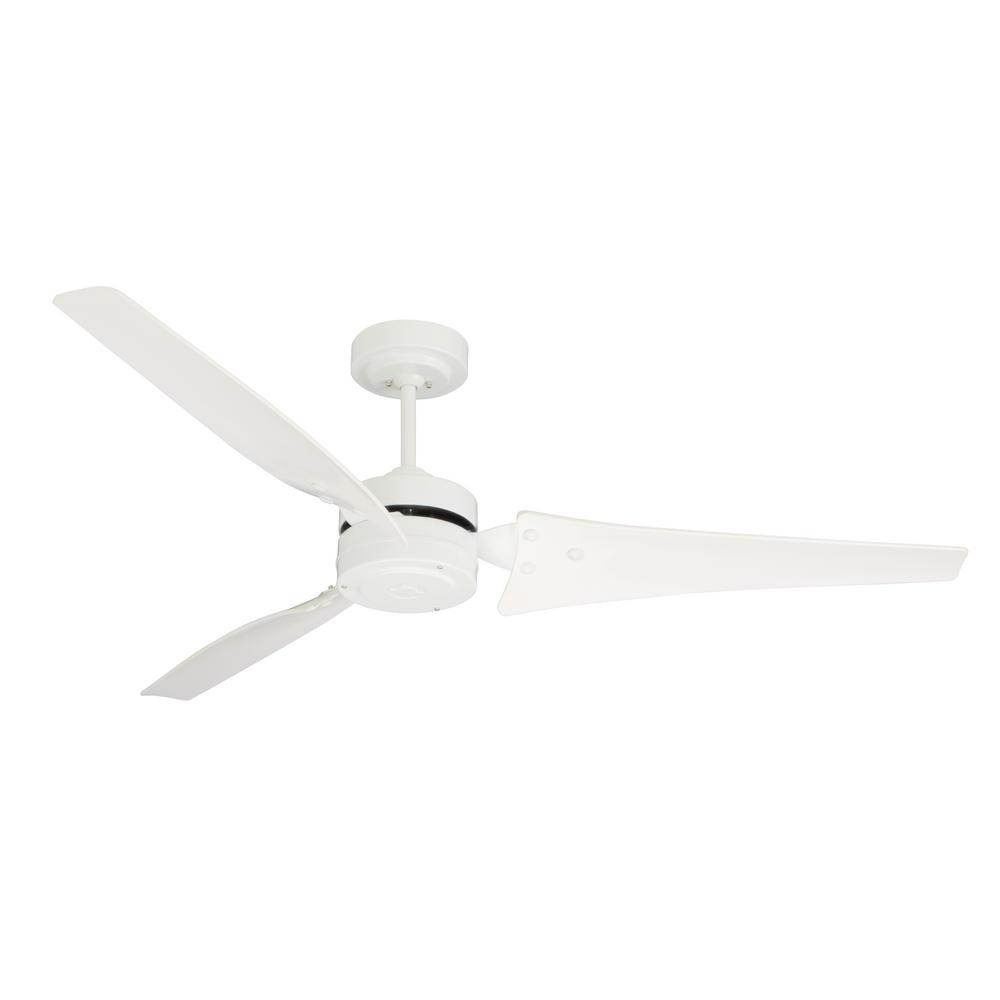 Loft 60 in. Indoor / Outdoor Appliance White Ceiling Fan