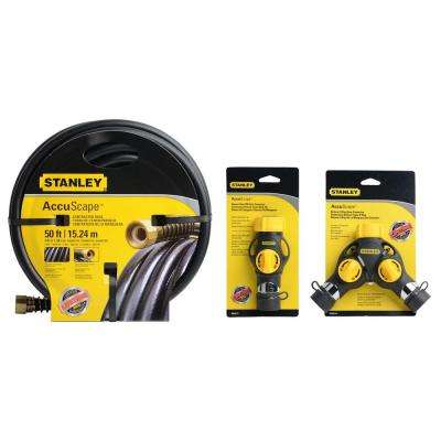 3-Piece Stanley Hose and Nozzle Combo