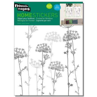 Multicolor Lalace Flowers Home Sticker