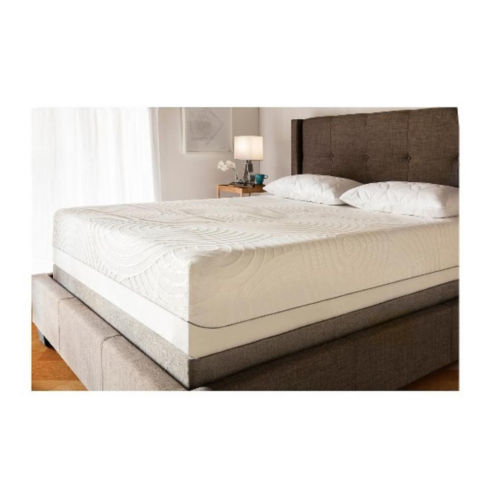 Tempur pedic twin xl mattress protector 45713120 the home depot Twin mattress xl