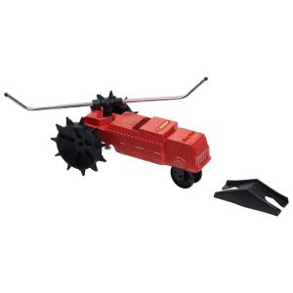 Orbit 5,000 sq  ft  Gear Drive Sprinkler on Base-27569 - The Home Depot