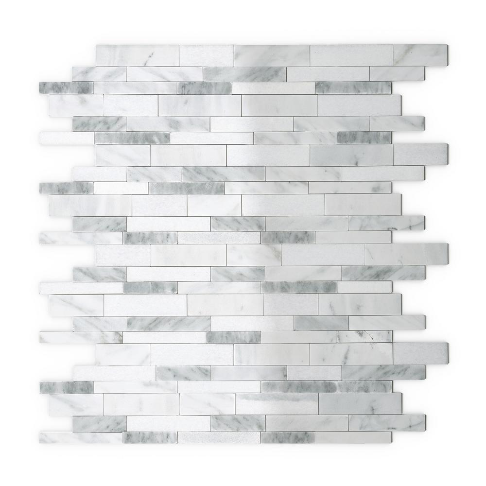 White Wall Tile Home Depot
