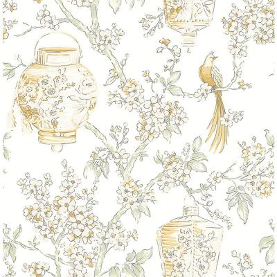 Botanical - Wallpaper Sample - Non-pasted - Wallpaper - Home