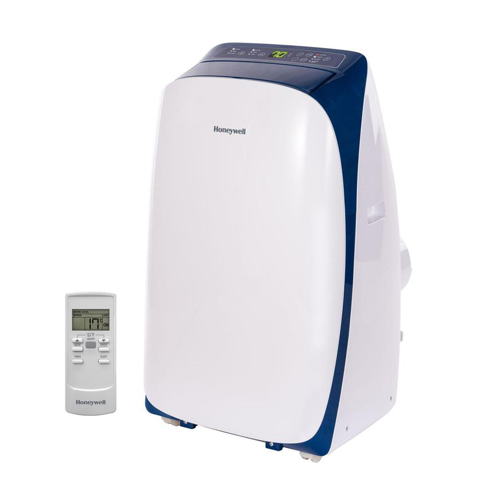 HL Series 12,000 BTU Portable Air Conditioner with Dehumidifier and Remote