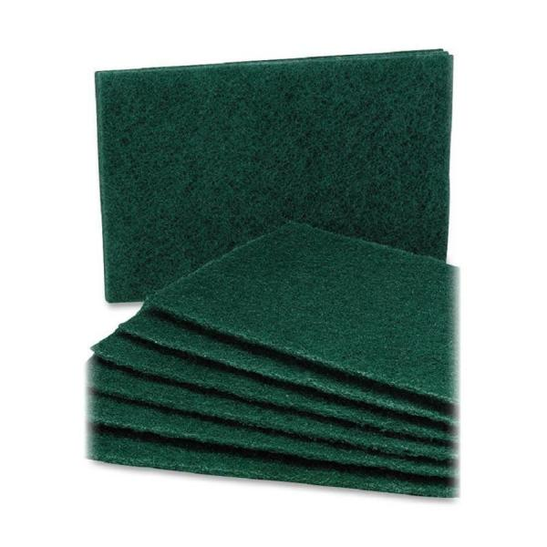 9.5 in. Scour Pad (10-Pack)