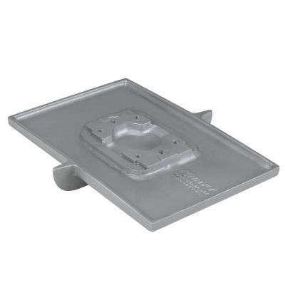 12 in. x 8 in. Airplane Groover 3/4 in. Bit -Without Bracket