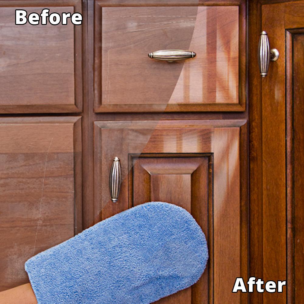 Rejuvenate 16 Oz Cabinet And Furniture Rer Protectant Rj16cclam The Home Depot