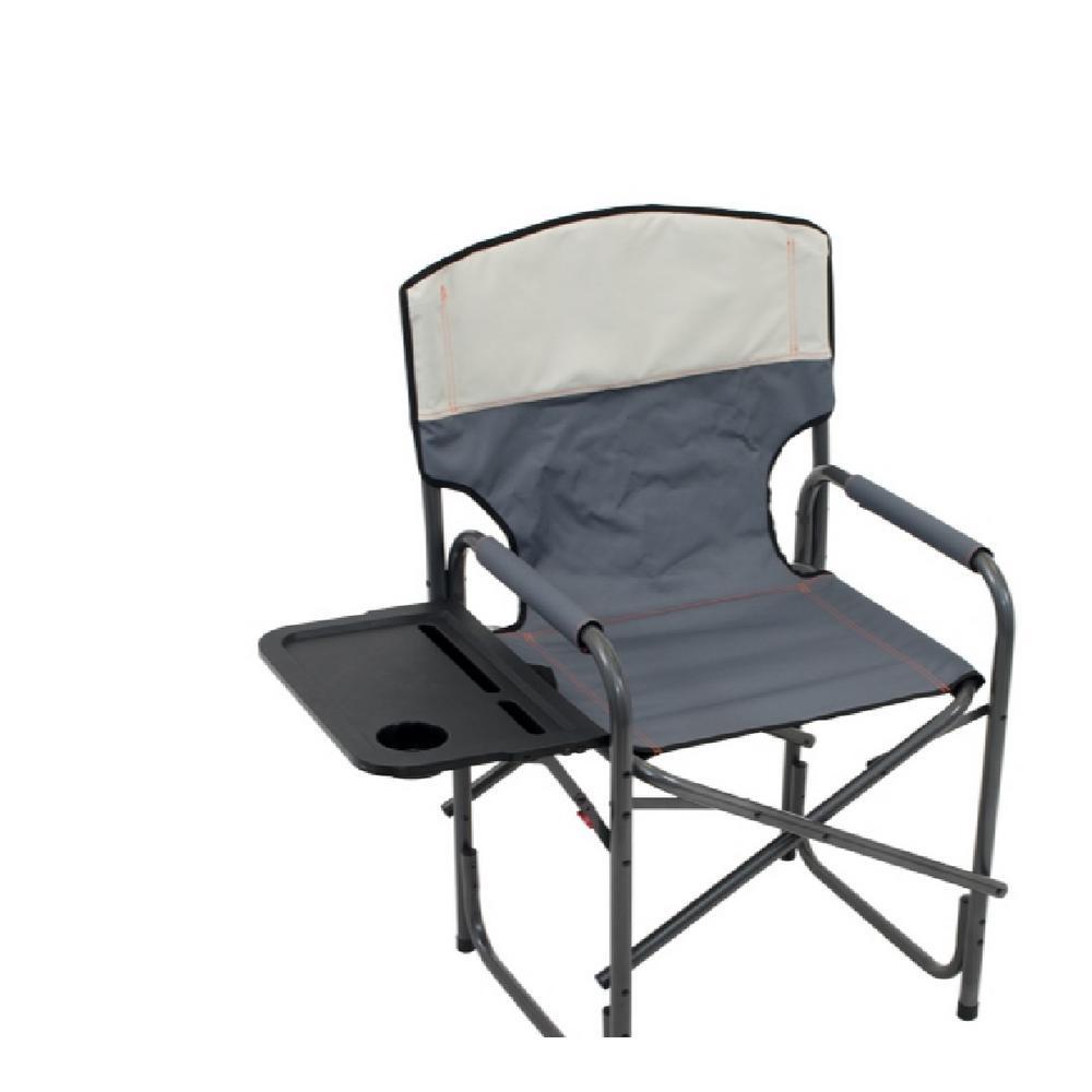 Caravan Sports Solid Black Elite Quad Chair Eqc01051 The Home Depot