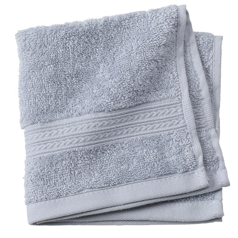 Newport 1-Piece Face Towel in Blue