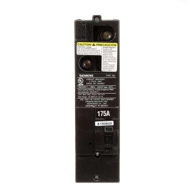 175 Amp Double-Pole 10kA Type QS Multi-Family Main Breaker