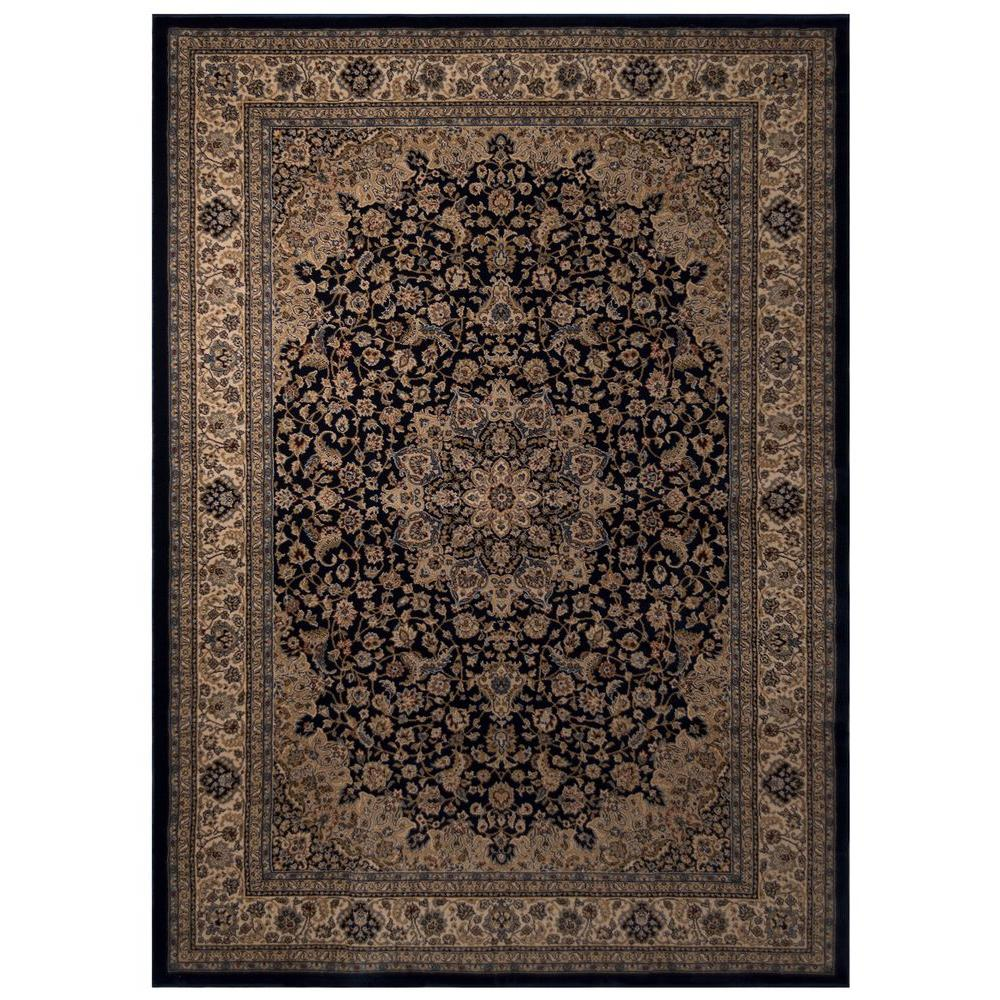 Balta US Classical Manor Blue 9 ft. 2 in. x 12 ft. 5 in. Area Rug
