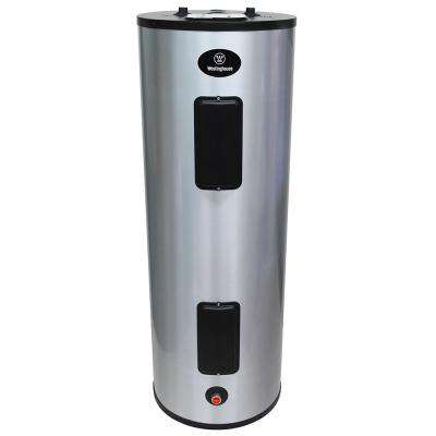 100 Gal. Lifetime 5500-Watt Electric Water Heater with Durable 316l Stainless Steel Tank