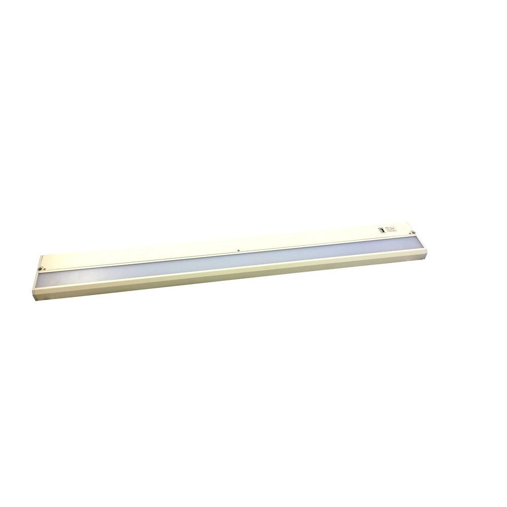 ECO-II 22 in. LED White Under Cabinet Light with USB Charging