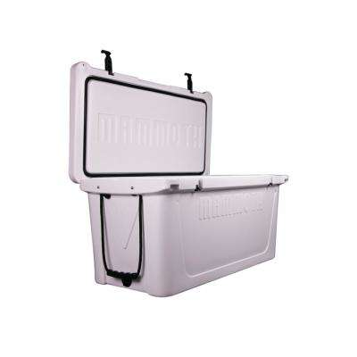 Ranger Series 125 Qt. Cooler in White