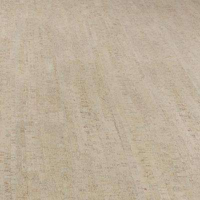Steel 13/32 in. Thick x 5-1/2 in. Wide x 36 in. Length Plank Cork Flooring (10.92 sq. ft. / case)
