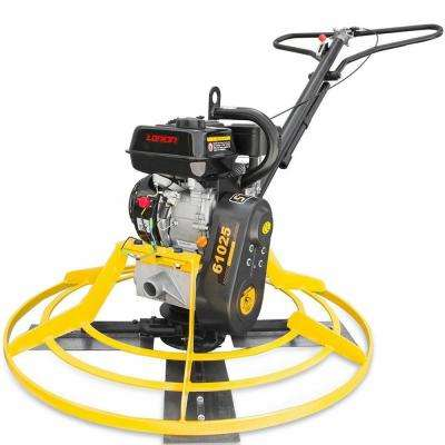 6.5 HP 196 cc 4-Stroke Concrete Surface Finishing Walk-Behind Power Trowel Machine with 36 in. Trowel Blade