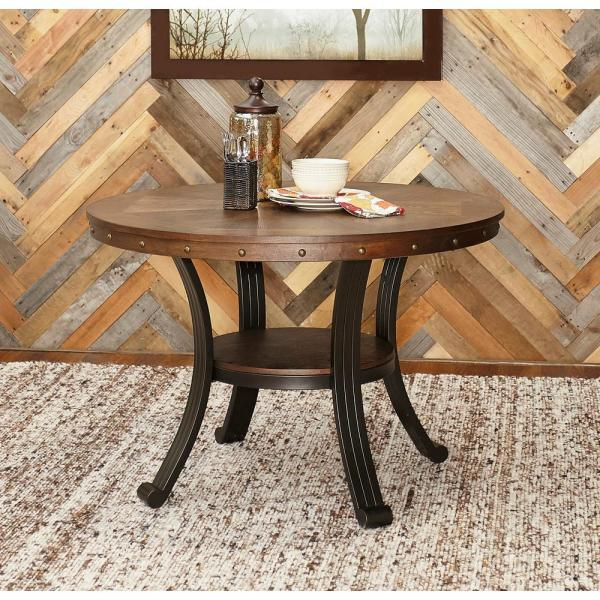 6 Piece White Franklin Dining Table