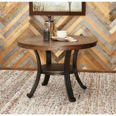 6-Piece White Franklin Dining Table