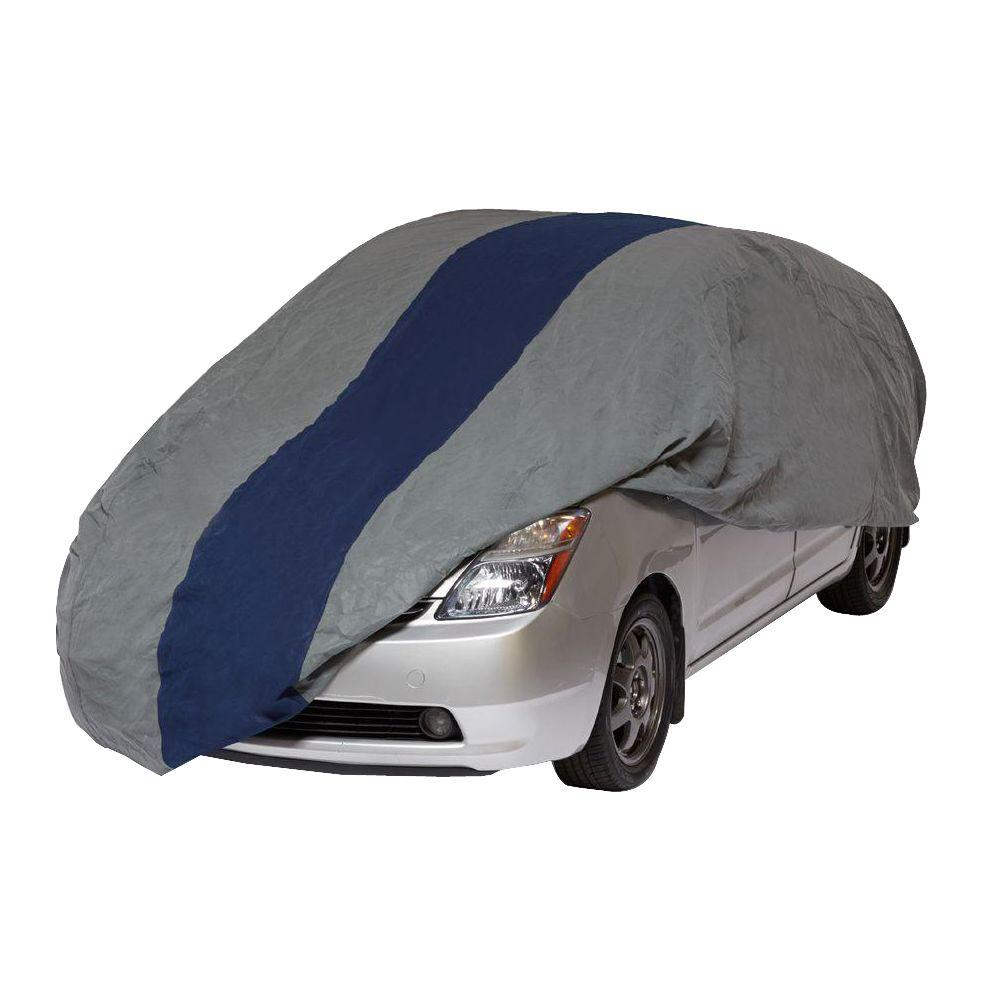 Double Defender Hatchback Semi-Custom Car Cover Fits up to 13 ft.