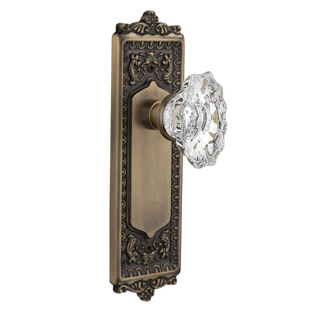 Brass - Passage - Door Knobs - Door Hardware - The Home Depot