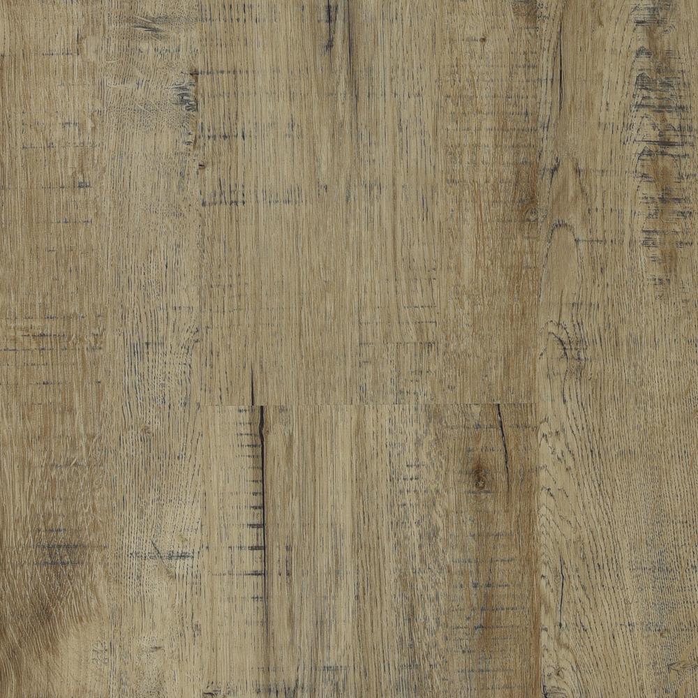 Alamo 7 in. x 48 in. Floating Vinyl Plank Flooring (24.30 sq. ft. / case)