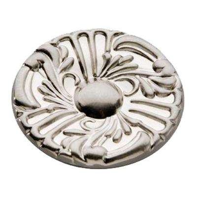 Cavalier 1-1/2 in. Satin Nickel Cabinet Knob