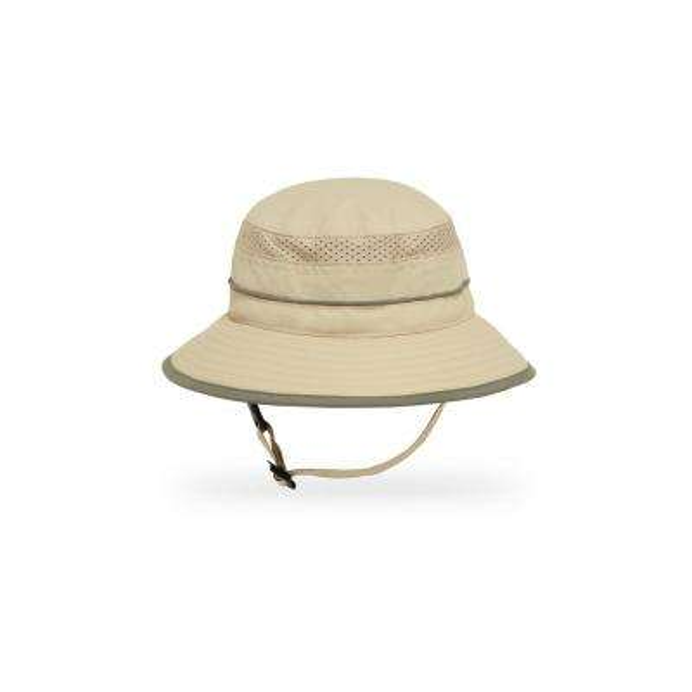 Small Kid's Tan Fun Bucket Hat