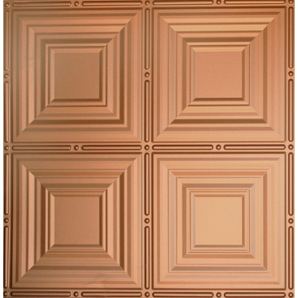 Global Specialty Products Dimensions 2 Ft X Copper Lay In Tin