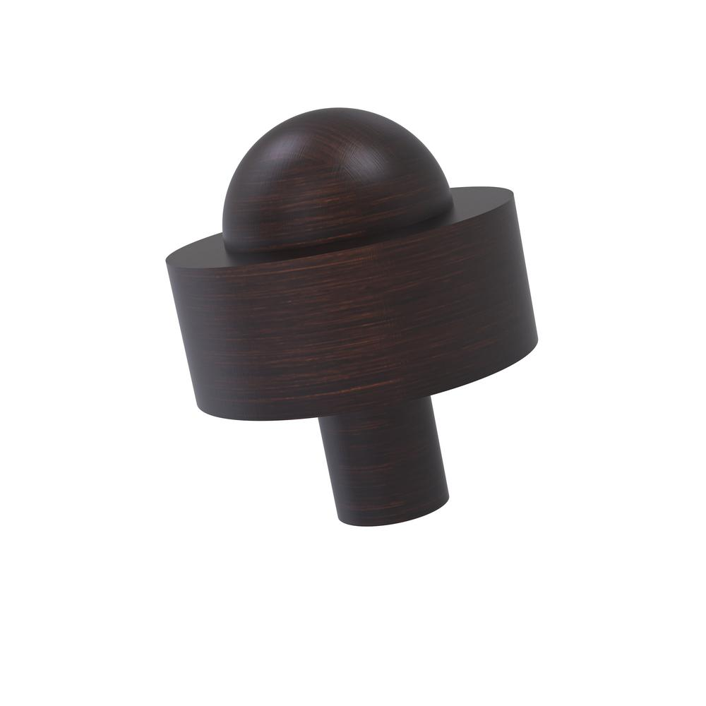 Allied Brass 1-1/2 in. Cabinet Knob in Venetian Bronze