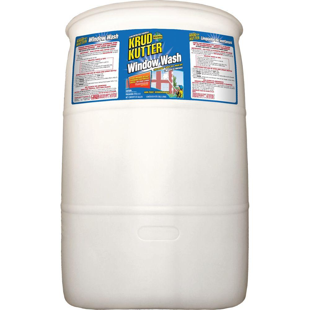 Krud Kutter 55 gal. Window Wash and Outdoor Cleaner