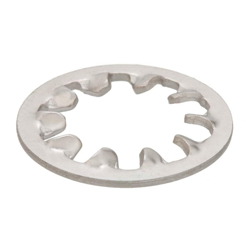 1/2 in. Stainless Internal Tooth Lock Washer