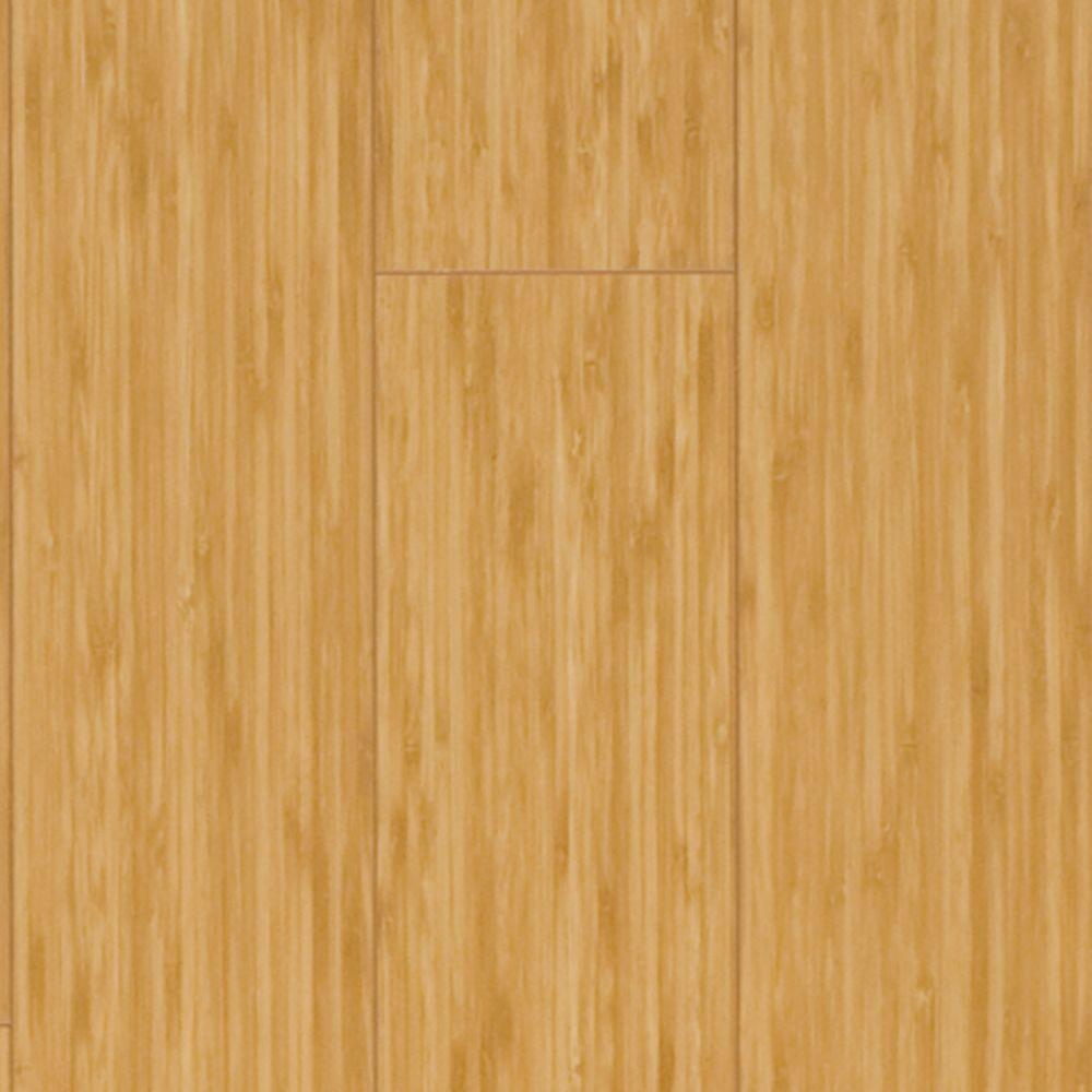 Pergo Prestige Exotics Pacific Bamboo Laminate Flooring - 5 in. x 7 in. Take Home Sample