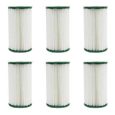 5.6 in. Dia Type IV/B Coleman Pool Replacement Filter Cartridge (12-Pack)