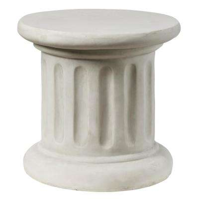 16 in. H Classical Fluted Plinth