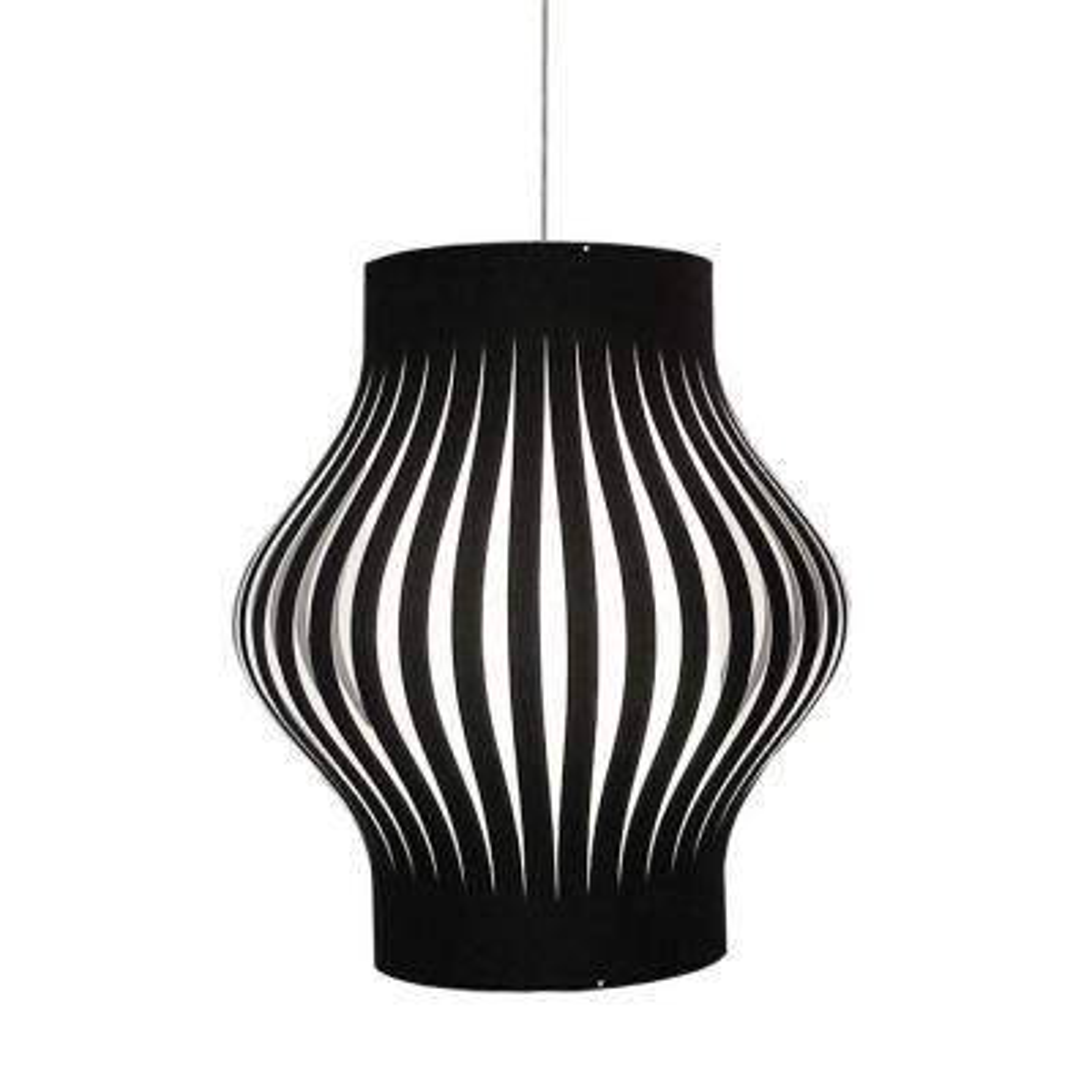 Toro 4-Light Black Pendant