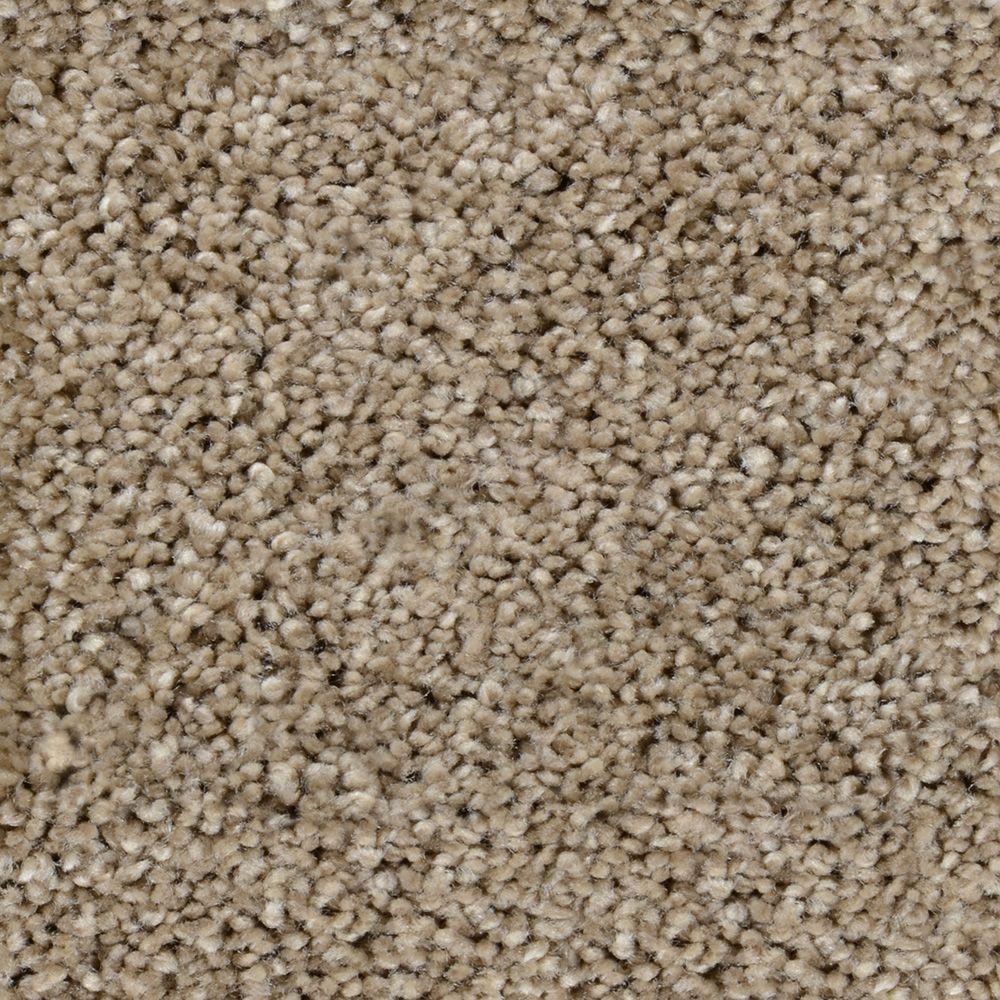Trendy Threads I - Color Kensington Texture 12 ft. Carpet