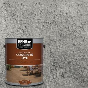 1 gal. #CD-825 Industrial Gray Concrete Dye