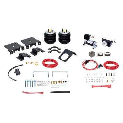 Ride-Rite All-In-One Analog Kit 01-10 Chevy/GMC 2500HD/3500HD 2WD/4WD (W217602809)