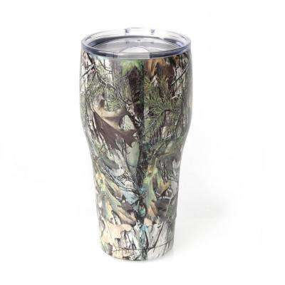20 oz. Camo Vacuum Insulated Stainless Steel Tumbler (2-Pack)