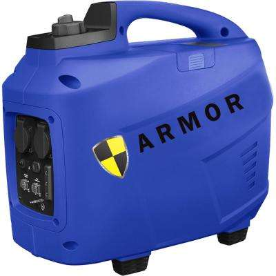 2500 Value Series 2500-Watt Gasoline Powered Recoil Start Portable Inverter Generator with OHV 125 cc Engine