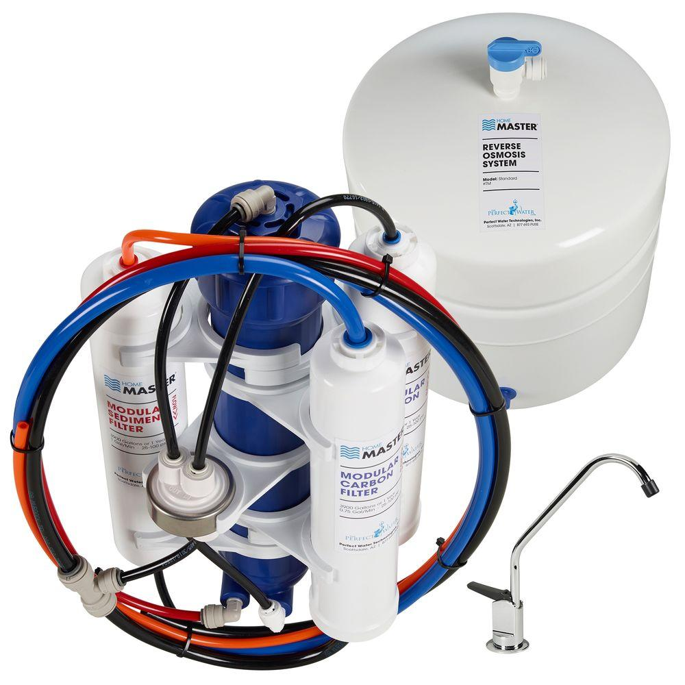 Home Master Undersink Reverse Osmosis System