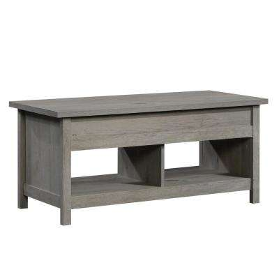 Cannery Bridge Mystic Oak Lift-Top Coffee Table