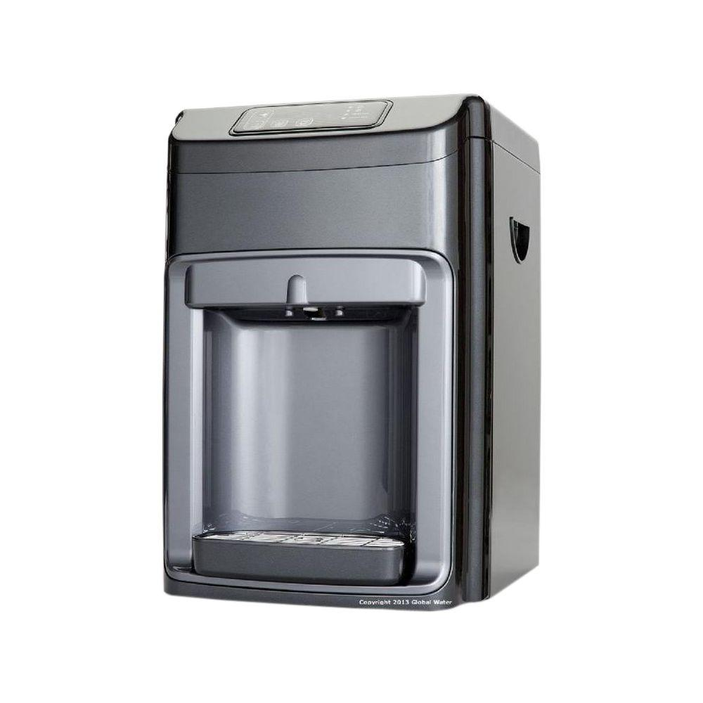 G5 Series Counter Top Water Cooler with 4-Stage Reverse Osmosis Filtration,