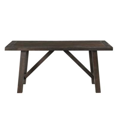 Gray Carter Dining Table