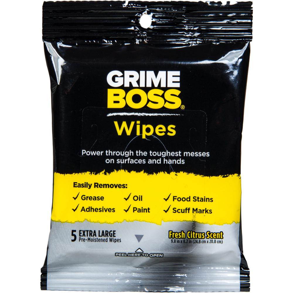 5-Count Hand Wipes