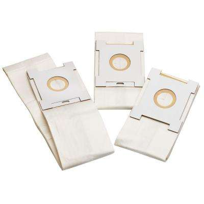 Central Vacuum Standard Filter Bags for VX550 and VX1000 Vacuums (3-Pack)