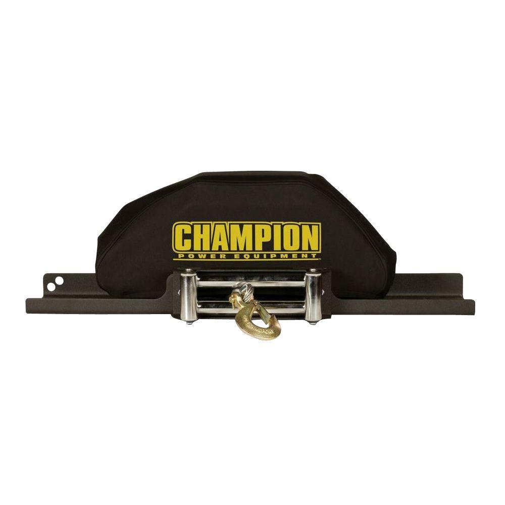 Champion power equipment large neoprene winch cover for 8000 lb champion power equipment large neoprene winch cover for 8000 lb 10000 lb champion freerunsca Image collections